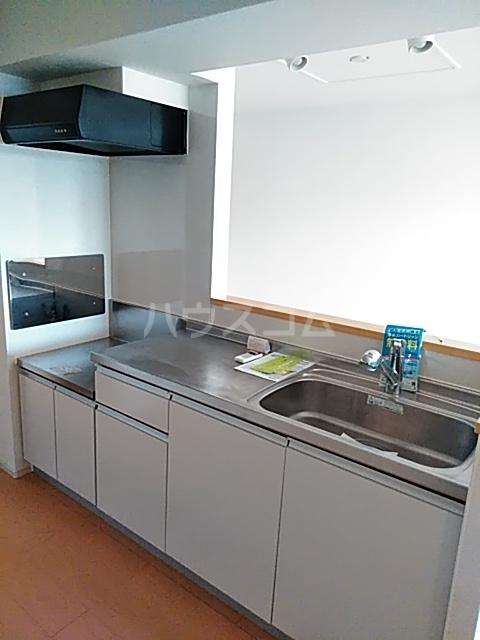 聖(ひじり) 02020号室のキッチン