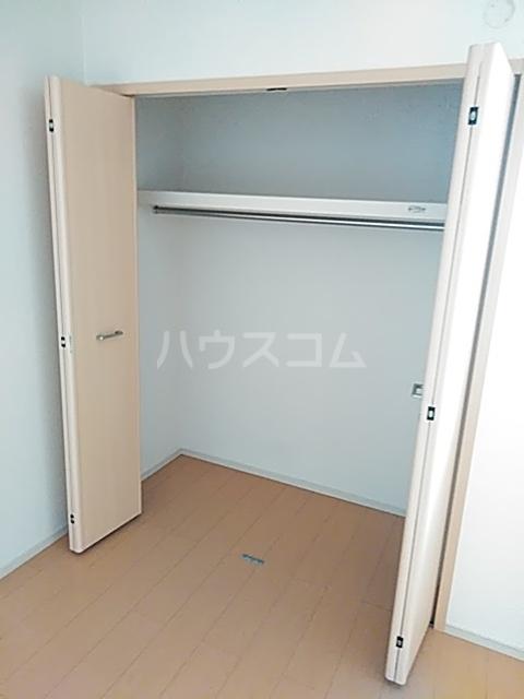聖(ひじり) 02020号室の収納