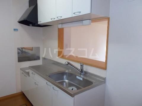 アヴァンティ Ⅰ 01020号室のキッチン