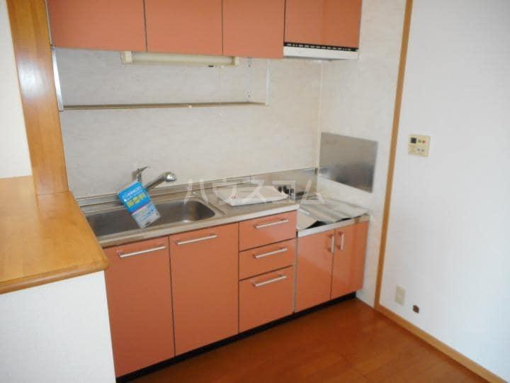ブリズⅣ 02010号室のキッチン