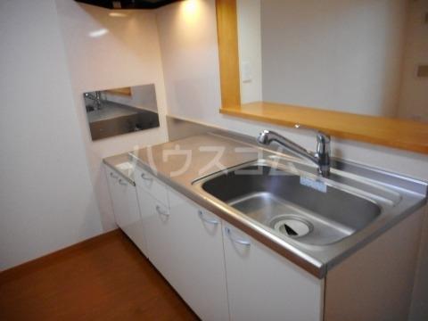 ソラボレⅠ 02020号室のキッチン