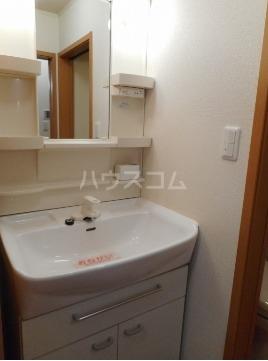 ソラボレⅠ 02020号室の洗面所
