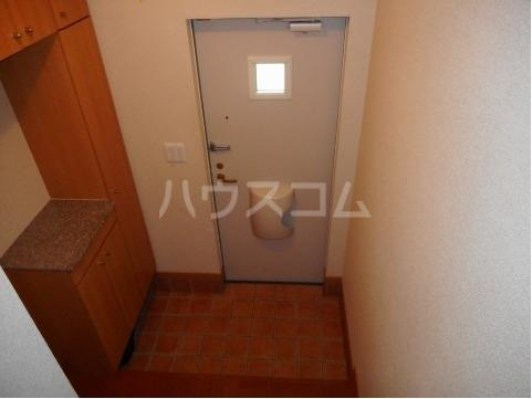 ソラボレⅠ 02020号室の玄関