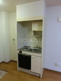 FBA33 202号室のキッチン