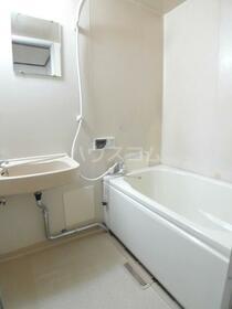 コーポ向山A 106号室の風呂