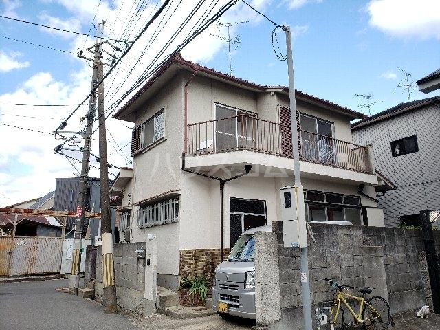 中桜塚5丁目貸家の外観