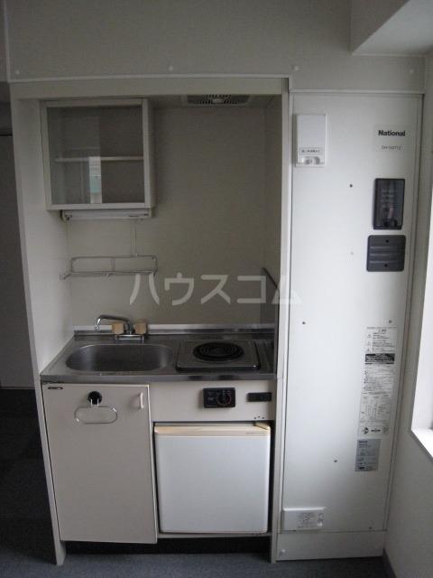 ホシオウビル 301号室のキッチン