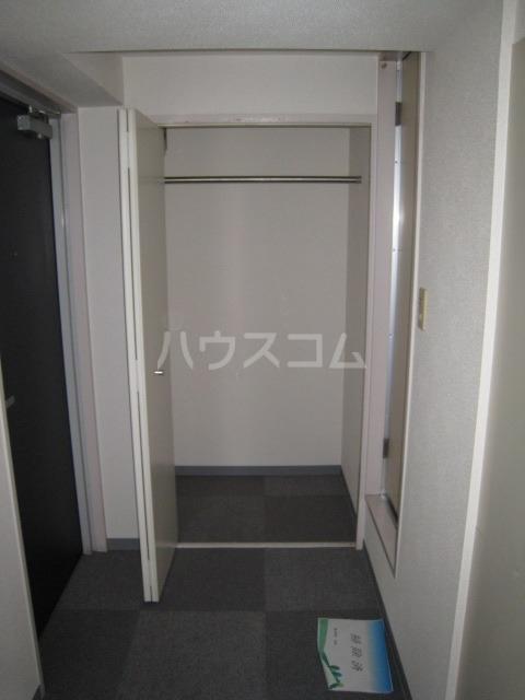 ホシオウビル 301号室の収納