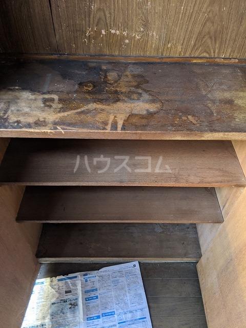 細倉荘 102号室の収納