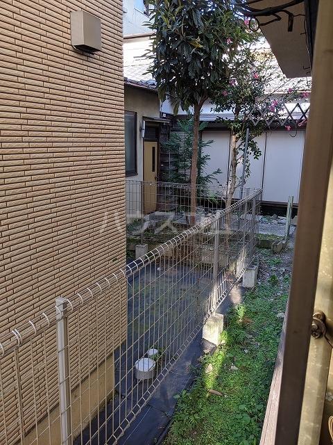細倉荘 102号室の景色