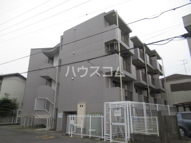 LC Residence川崎多摩の外観