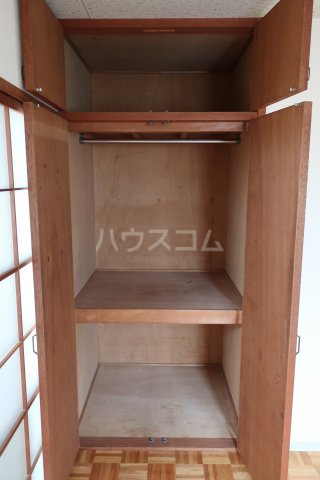 若草荘 303号室の収納