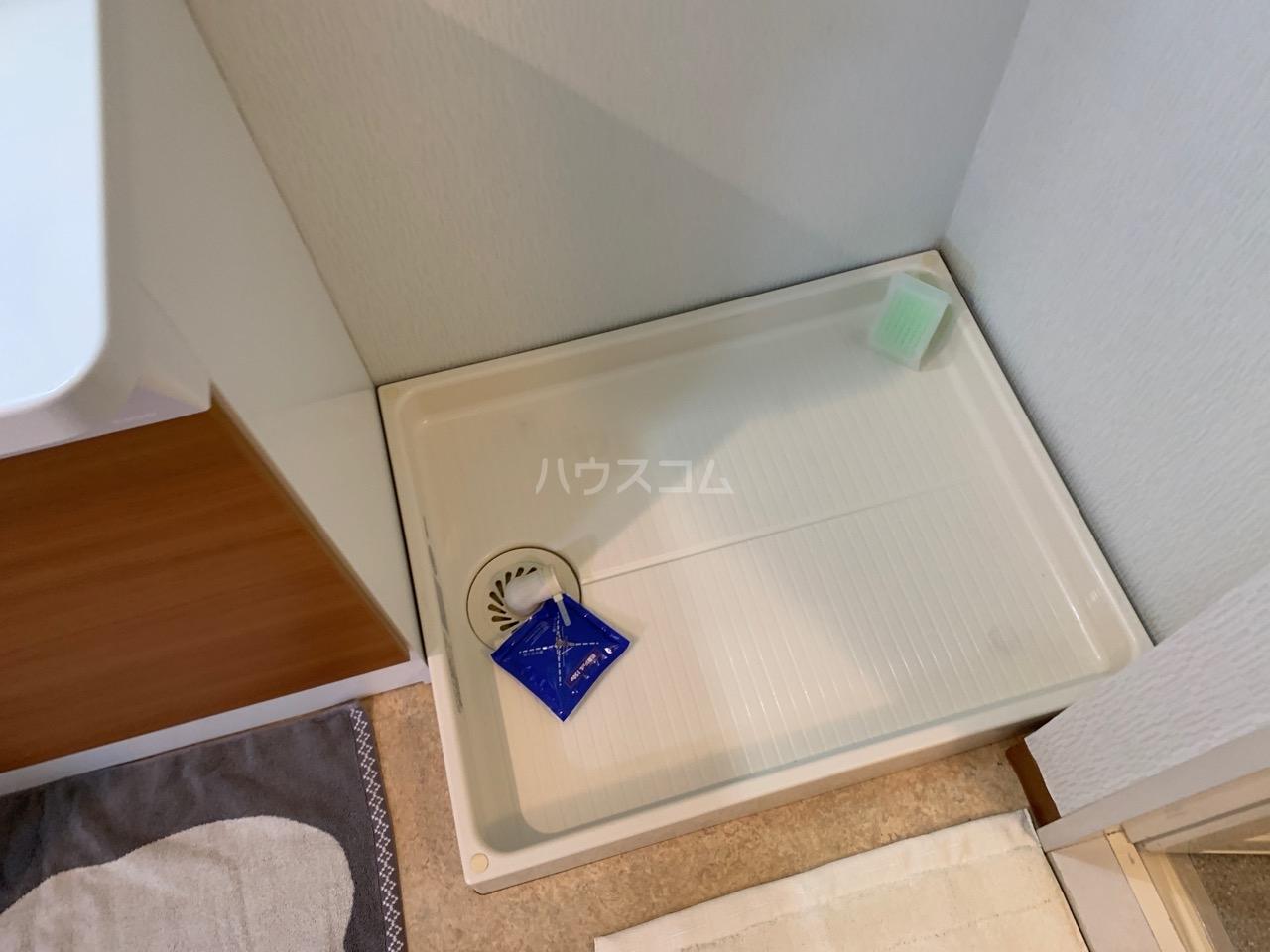 グランドエンブレム横浜 404号室の設備