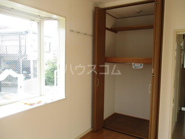 アゼリアKⅠ 101号室のセキュリティ