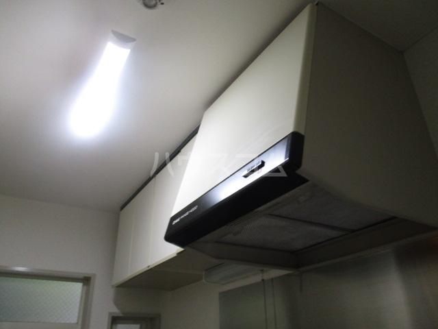 アゼリアKⅠ 106号室のキッチン