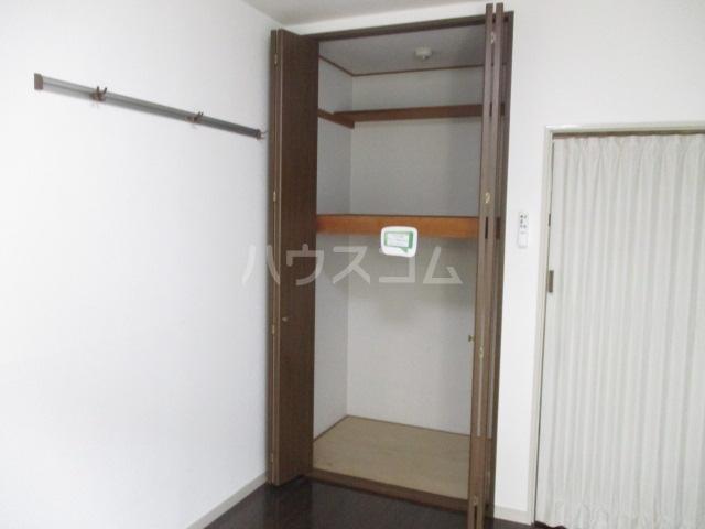 アゼリアKⅠ 106号室の収納