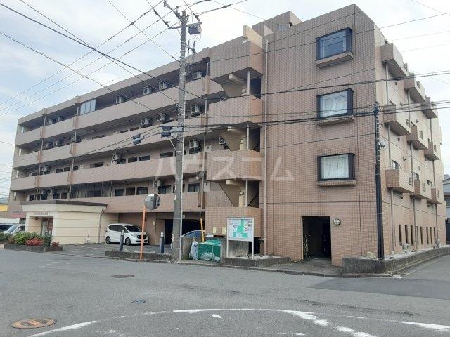 グランドエンブレム横浜 404号室の外観