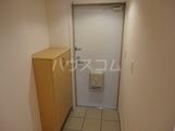 スペラ 103号室の玄関
