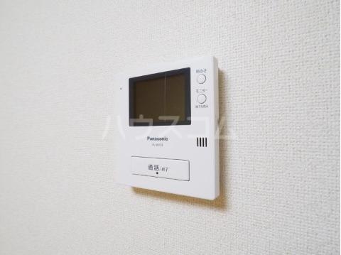 チヨ タウンC 02020号室のセキュリティ