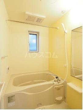 チヨ タウンC 02020号室の風呂