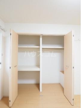 チヨ タウンC 02020号室の収納