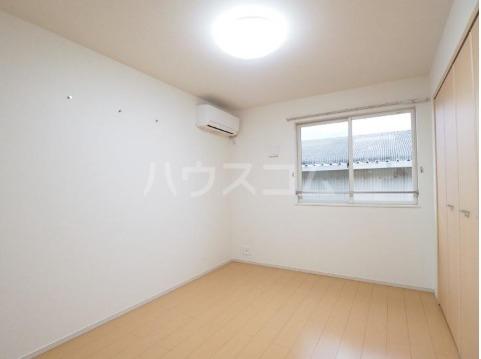 チヨ タウンC 02020号室のベッドルーム