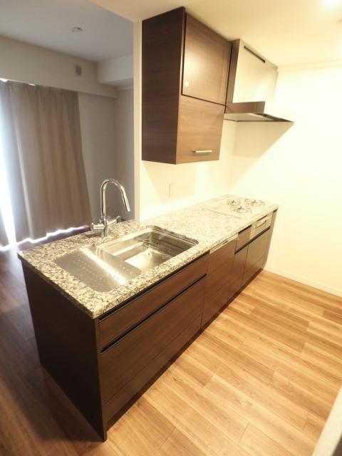 プラウド東白壁 106号室のキッチン