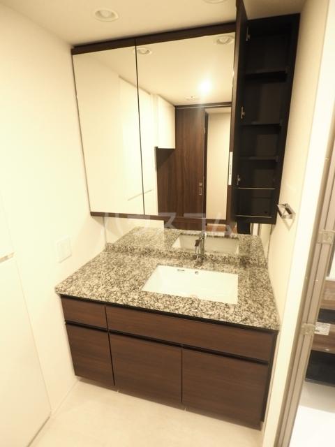 プラウド東白壁 106号室の洗面所