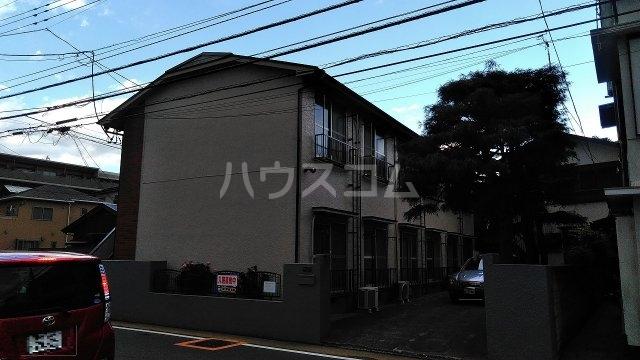 北鎌倉グリーンハイツ1外観写真