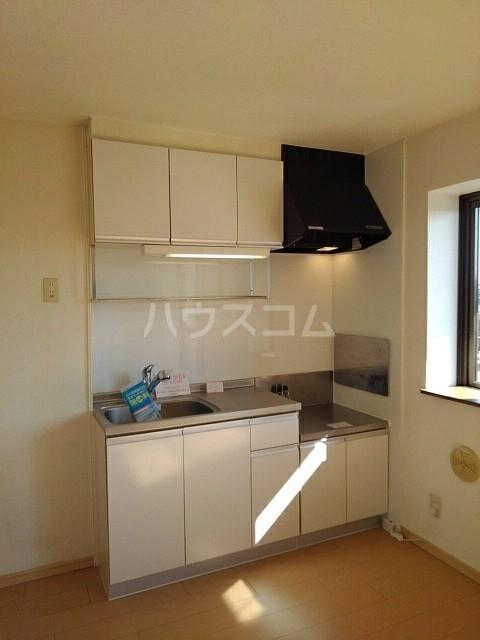 ニューエルディム土居 03030号室のキッチン