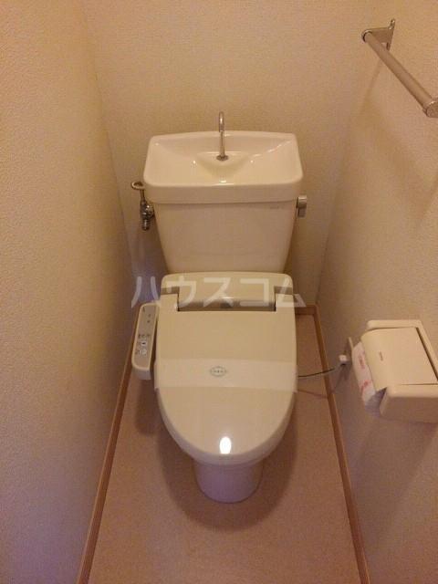 ニューエルディム土居 03030号室のトイレ
