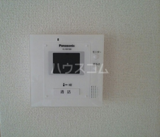 ピュアハイツ 03010号室のセキュリティ