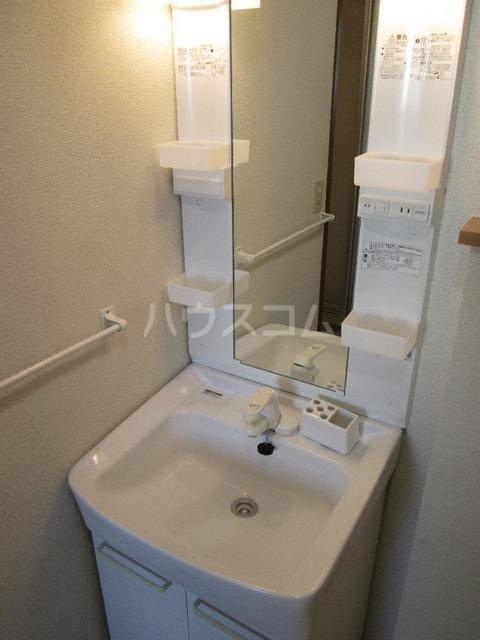 ピュアハイツ 03010号室の洗面所
