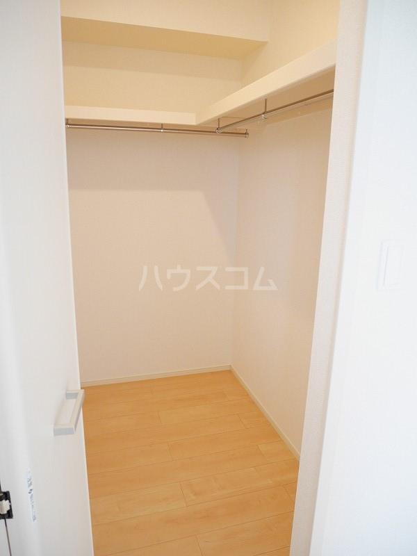 ロックヴィレッジⅠ 01010号室の収納