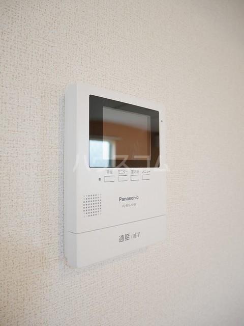 ロックヴィレッジⅠ 01010号室のセキュリティ
