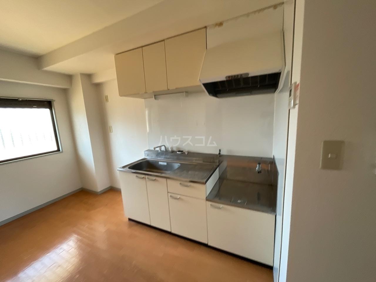 セーフズマンション 304号室のキッチン