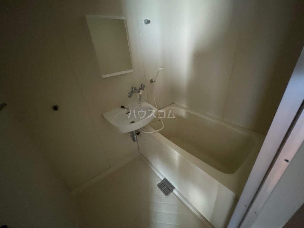 セーフズマンション 304号室の洗面所