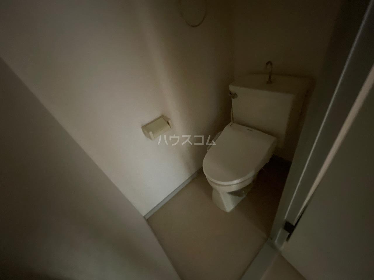 セーフズマンション 304号室のトイレ