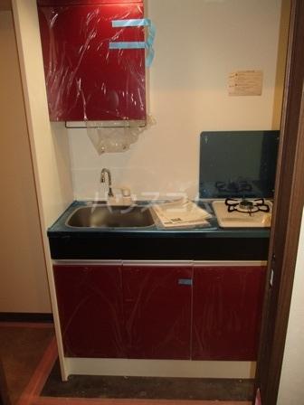 シエナ町田 102号室のキッチン