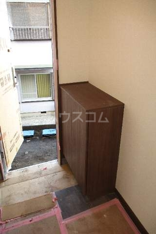 シエナ町田 103号室の玄関