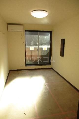 シエナ町田 103号室のバルコニー