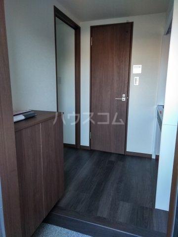 シエナ町田 201号室の玄関