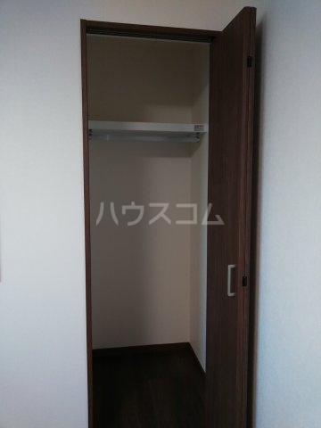 シエナ町田 201号室の収納