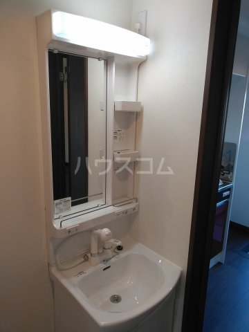 シエナ町田 201号室の洗面所