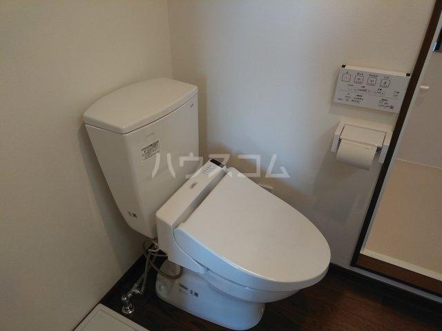 シエナ町田 201号室のトイレ