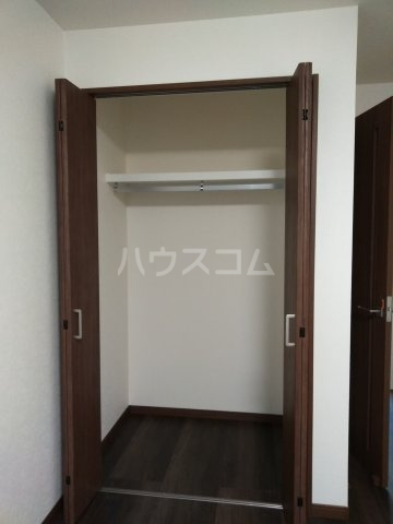 シエナ町田 203号室の収納