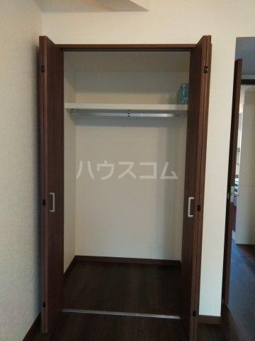 シエナ町田 303号室の収納