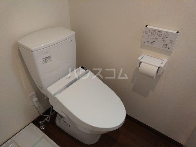 シエナ町田 304号室のトイレ