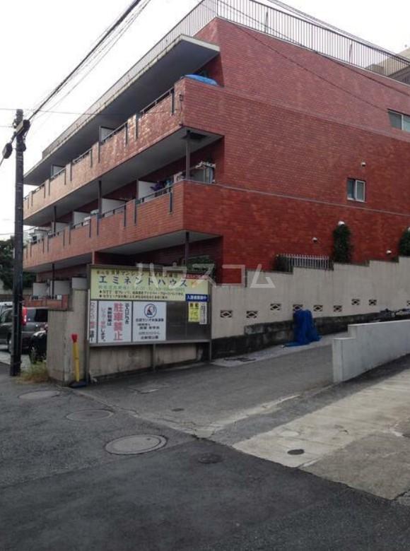 コーポ北新宿 206号室の外観