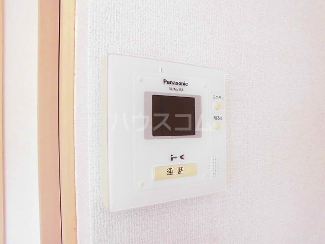 メゾンセントポーリアB 01030号室のセキュリティ